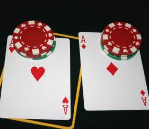 Blackjack verdubbelen